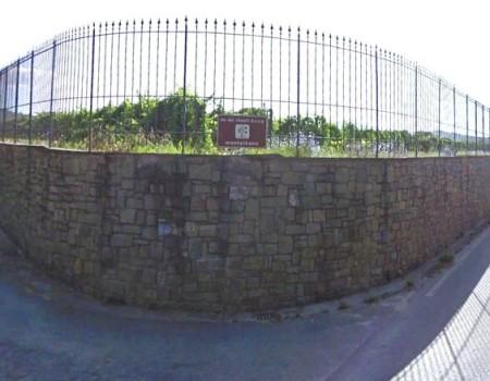 muro azienda agricola Il Castello