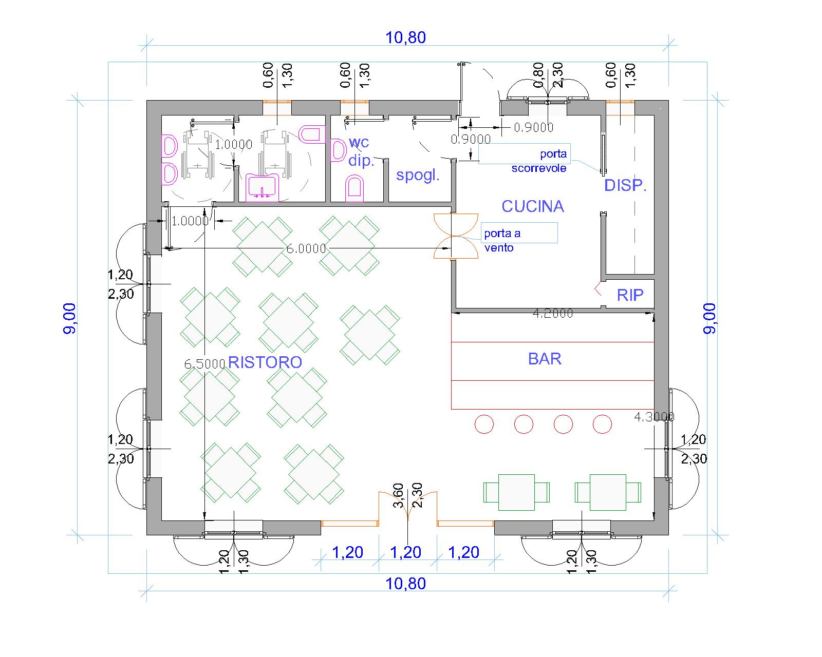 Progettazione geotecnoservice for Progetti di cortili per case